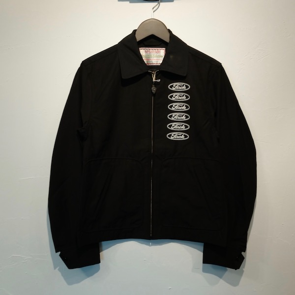 Rags McGREGOR DRIZZLER JKT/SPWN HYSTERIC GLAMOUR