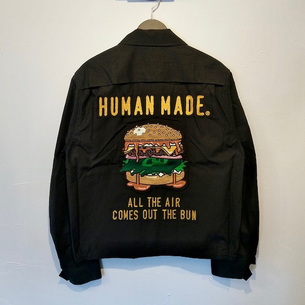 Rags McGREGOR DRIZZLER JKT/SPWN HUMAN MADE