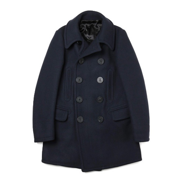 RAGS McGREGOR SALE マグスマックレガー セール  10 BUTTONS PEA COAT