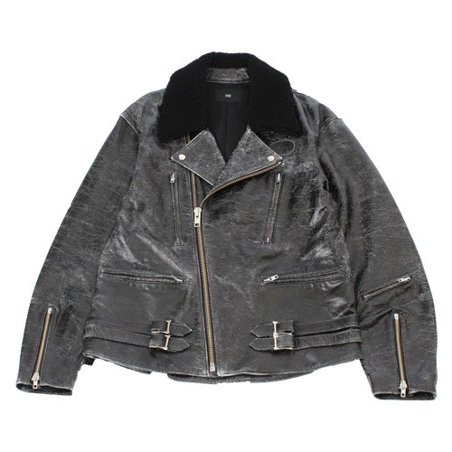 Rags McGREGOR W RIDERS LEATHER JACKET