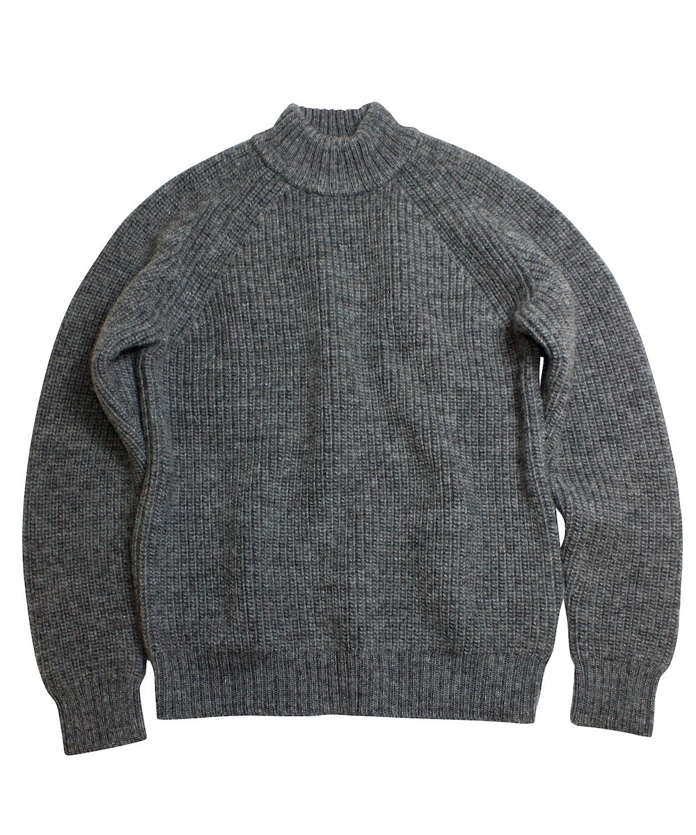 UNIVERSAL PRODUCTS BOTTLE NECK KNIT