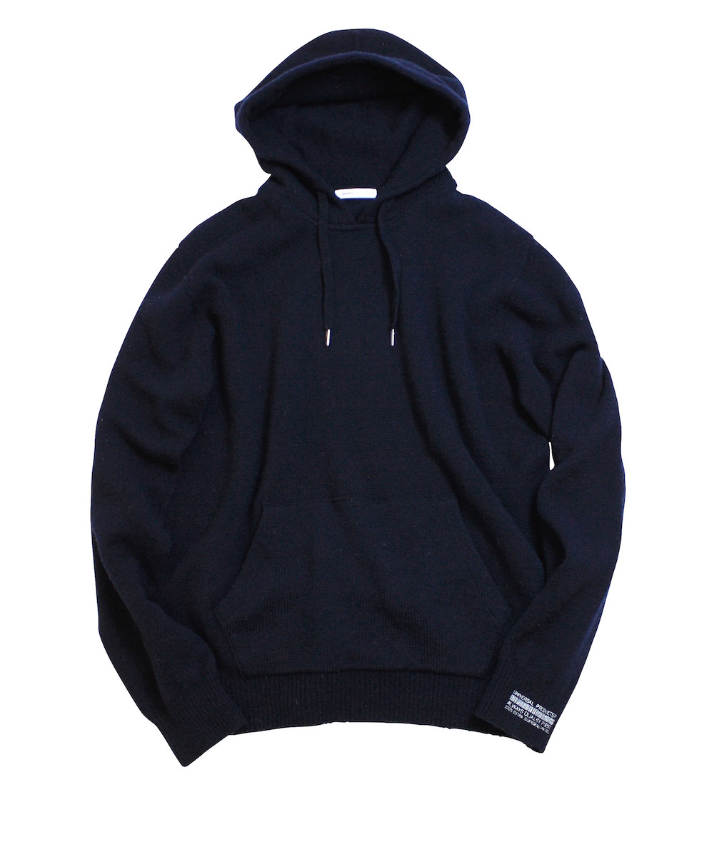 UNIVERSAL PRODUCTS KNIT PARKA
