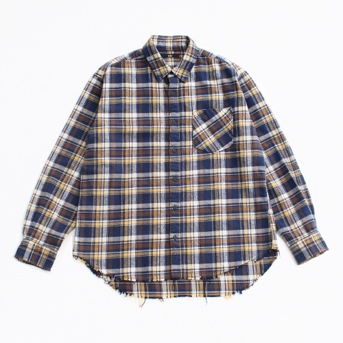 Rags McGREGOR R/C FLANNEL SHIRT