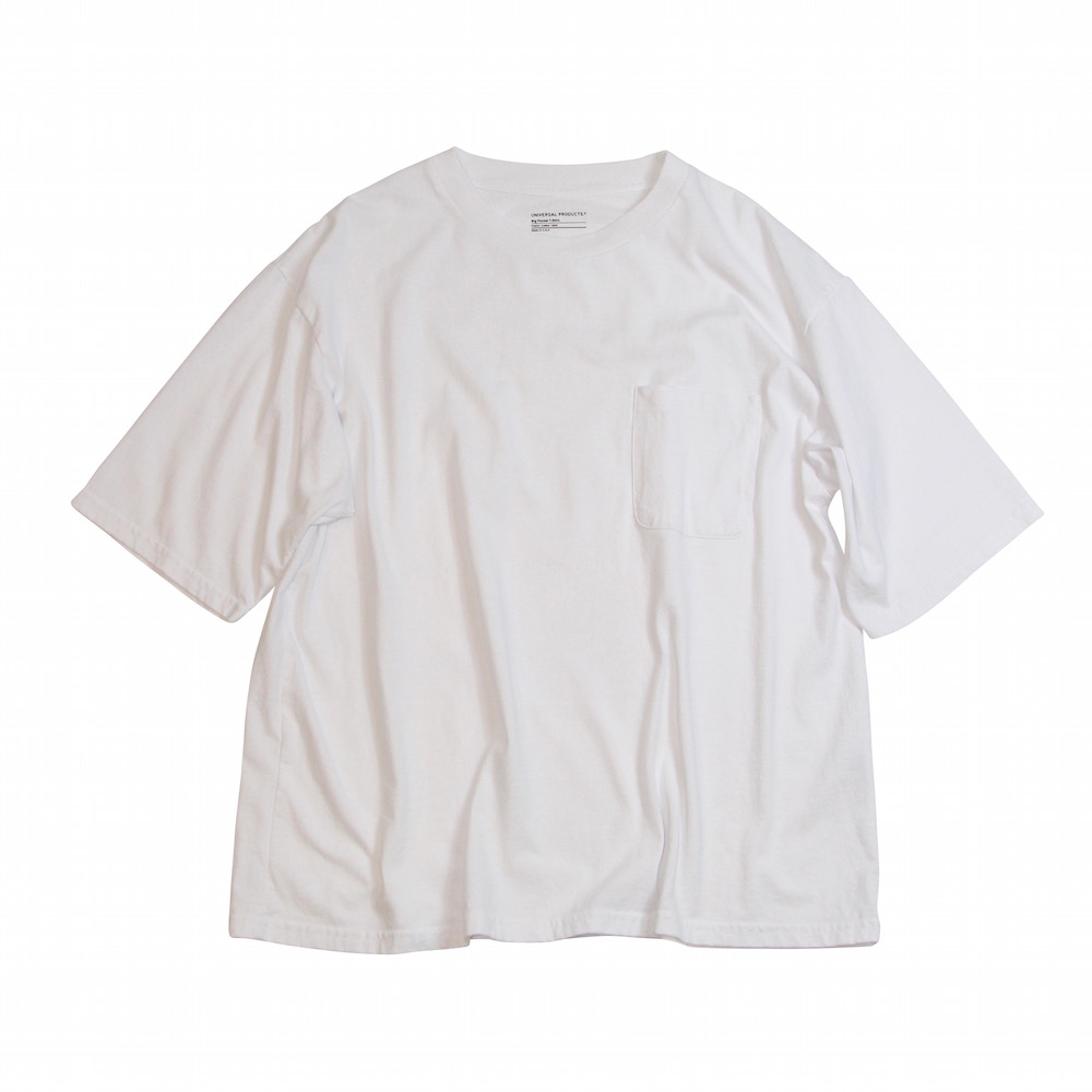 UNIVERSAL PRODUCTS HEAVY WEIGHT S/S TEE