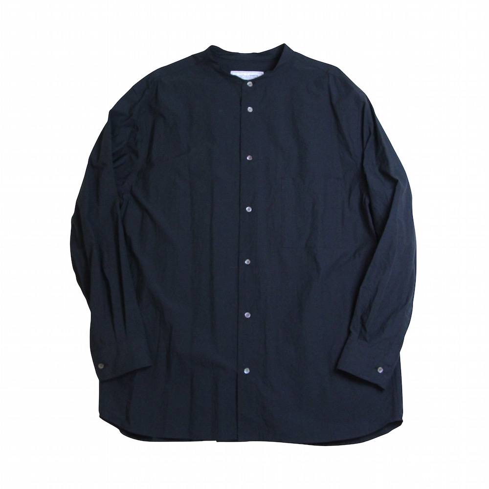 【UNIVERSAL PRODUCTS BAND COLLAR SHIRTS