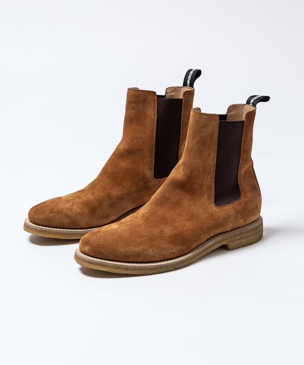 nonnative×MINEDENIM Sidegore Boots