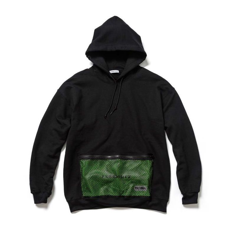 F-LAGSTUF-F×OUTDOOR PRODUCTS L/S HOODIE