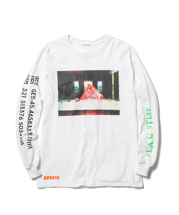 F-LAGSTUF-F Supper L/S Tee