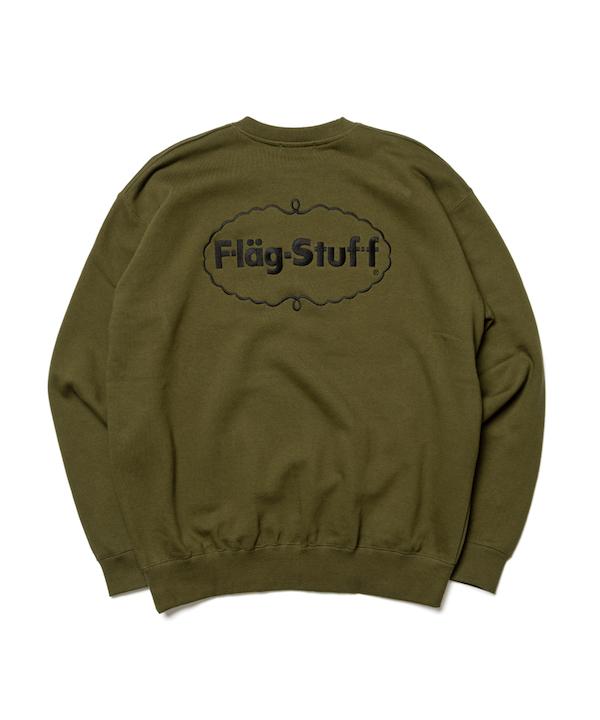 "F-LAGSTUF-F ""ICE LOGO"" SWEAT"