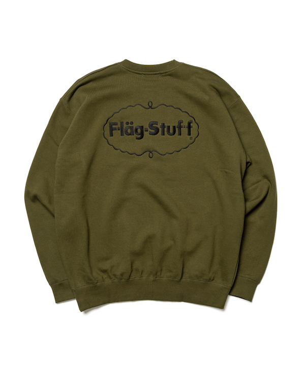 "F-LAGSTUF-F ""ICE LOGO"" SWEAT"