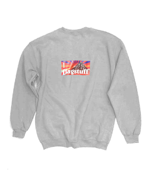"F-LAGSTUF-F ""BOX LOGO"" SWEAT"