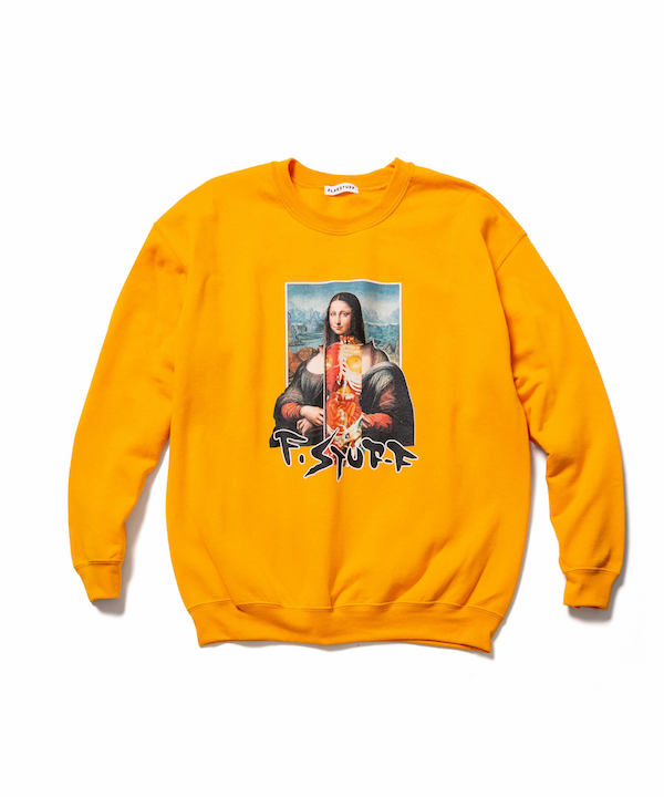 "F-LAGSTUF-F ""Mona Lisa"" SWEAT"