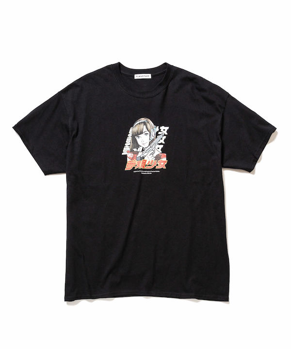 "F-LAGSTUF-F ""Dream and reality"" Tee2 夢現少女"