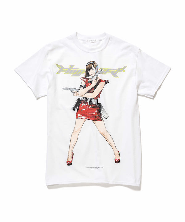 "F-LAGSTUF-F ""Dream and reality"" Tee 夢現少女"