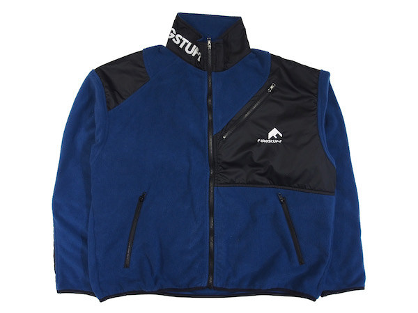 F-LAGSTUF-F LIGHT F/Z FLEECE JKT