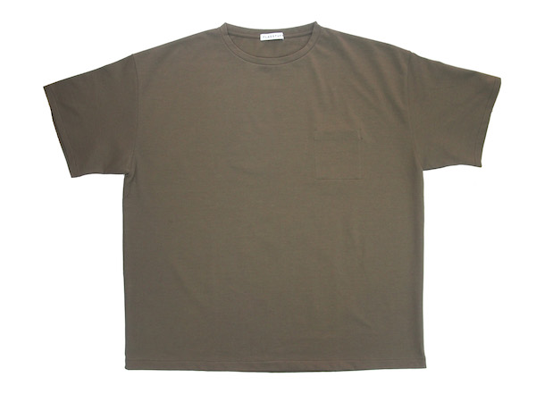 "F-LAGSTUF-F S/S BIG Tee ""REVERSE POCKET"""