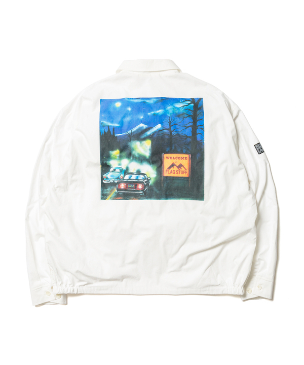 "F-LAGSTUF-F ""Welcome"" F/Z JKT"