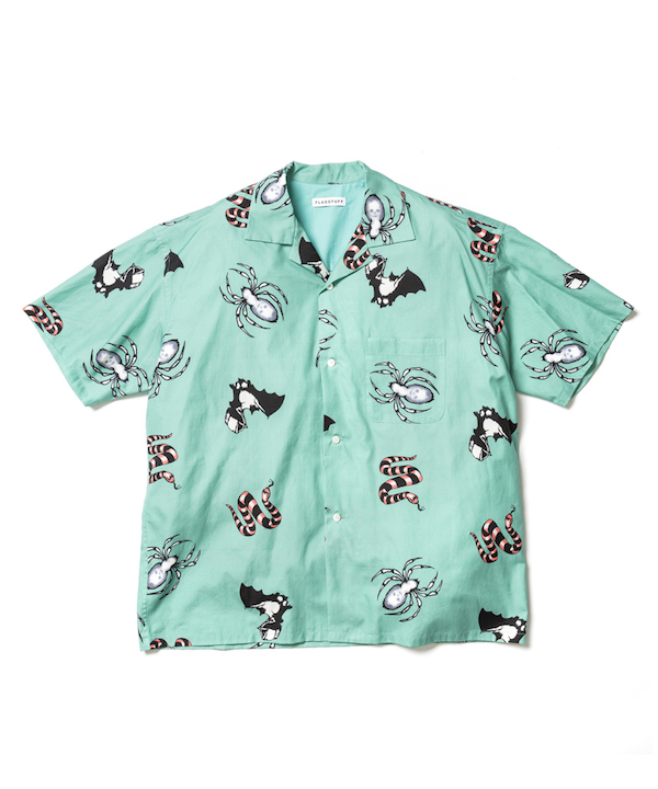 "F-LAGSTU-F ""TATTOO"" S/S SHIRTS"