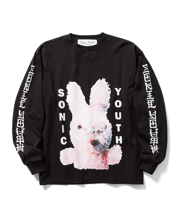 F-LAGSTUF-F  SONIC YOUTH L/S TEE 2