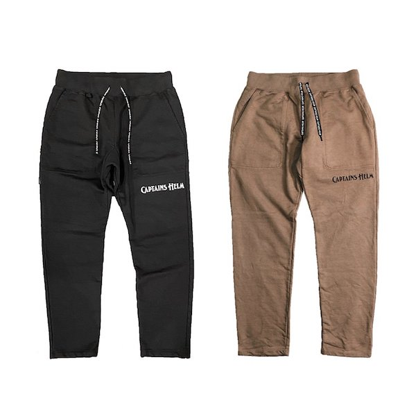 CAPTAINS HELM CALIFORNIA COTTON WARM SWEAT PANTS