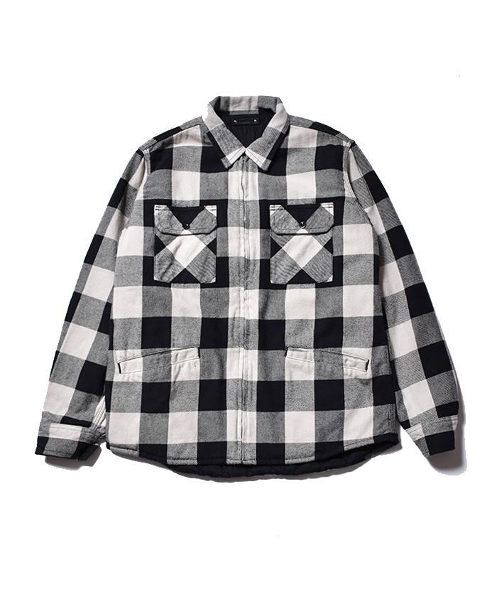 MINEDENIM Denim Quilt Liner BC Flannel Shirts BZ