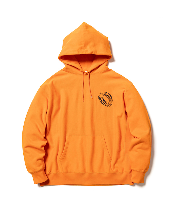 F-LAGSTUF-F COLLAGE DONUTS LOGO HOODIE