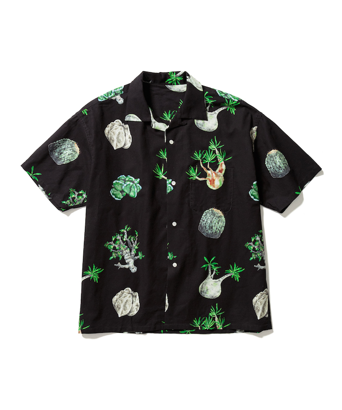 "F-LAGSTUF-F ""Cactus"" S/S SHIRTS"