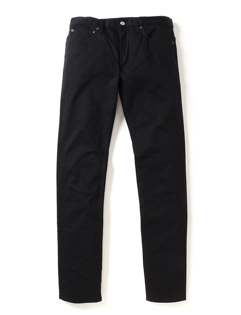 Rags McGREGOR SLIM 5P DENIM PANTS/BROKEN TWILL