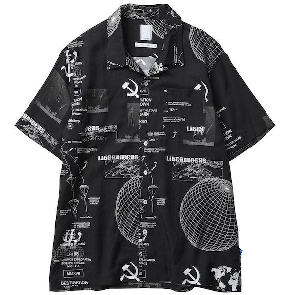 Liberaiders SPACE RACE SHIRT