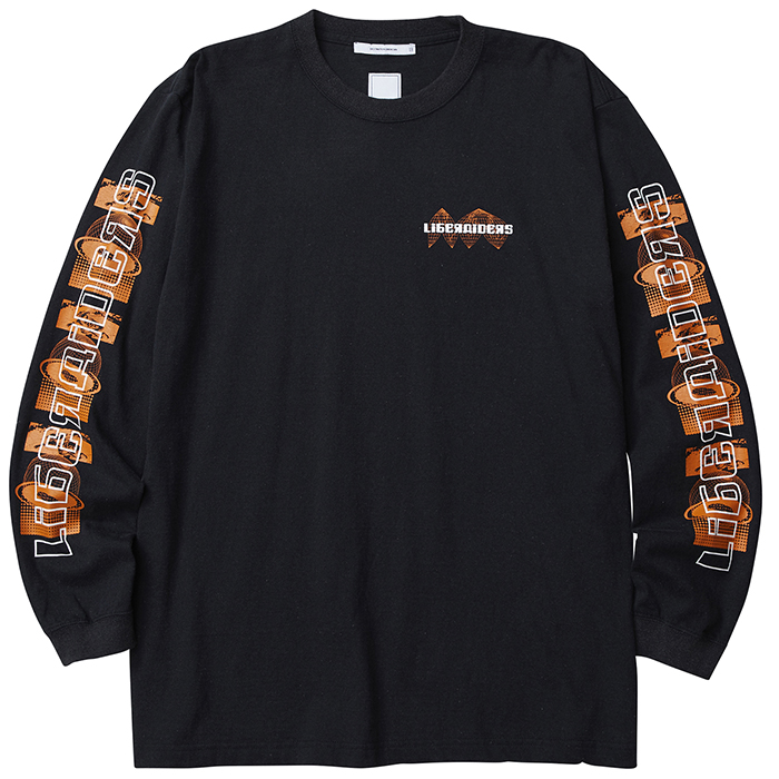 Liberaiders ORBIT LOGO L/S TEE