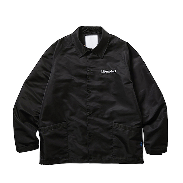 Liberaiders OG EMBROIDERY COACH JACKET