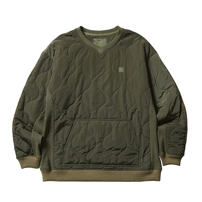 Liberaiders LR QUILTED PULLOVER