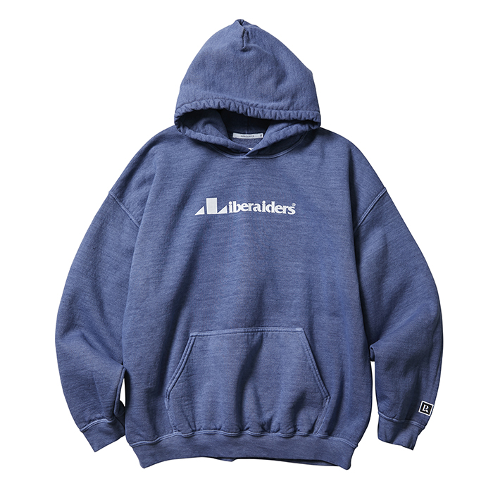 Liberaiders TRIANGLE LOGO PULLOVER HOODIE