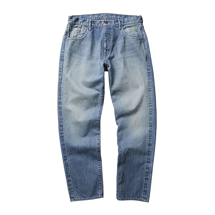Liberaiders LR DENIM PANTS