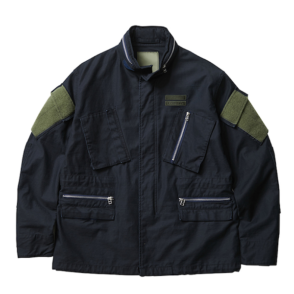 Liberaiders COMBAT JACKET