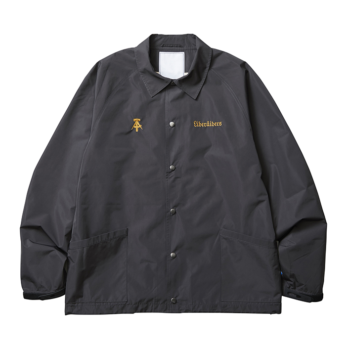 【Liberaiders】QUADRIGA COACH JACKET