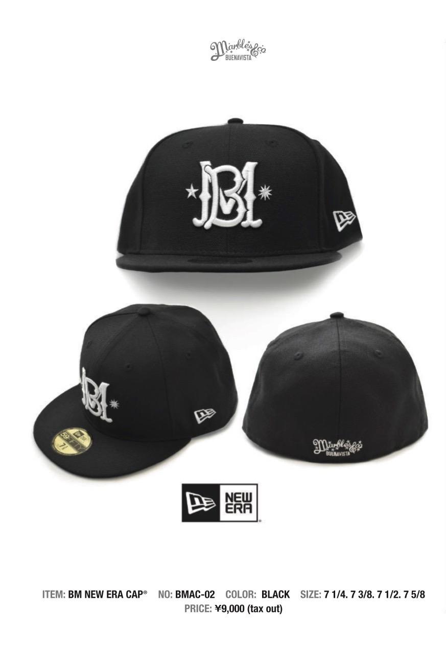 【BUENA VISTA】× Marbles BM NEW ERA CAP