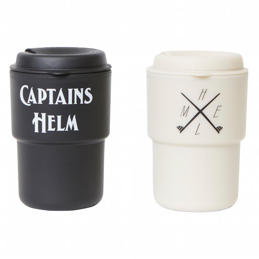 CAPTAINS HELM CH COFFEE TUMBLER