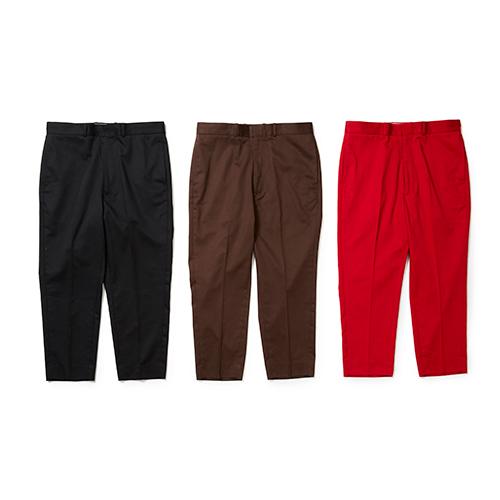 TOWN CRAFT × CAPTAINS HELM 3/4 LEG WORK PANTS