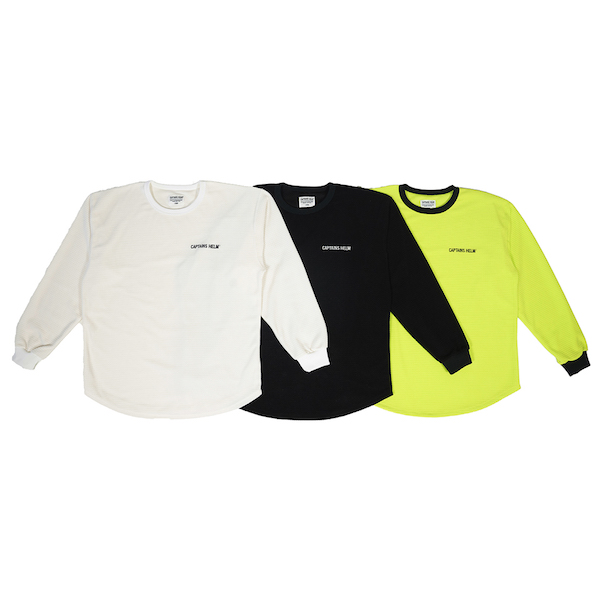 CAPTAINS HELM BLOCK THERMAL L/S TEE