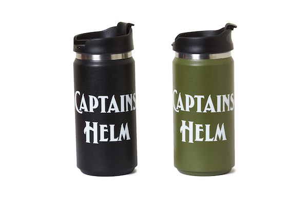 CAPTAINS HELM THERMO STRAIGHT TUMBLER