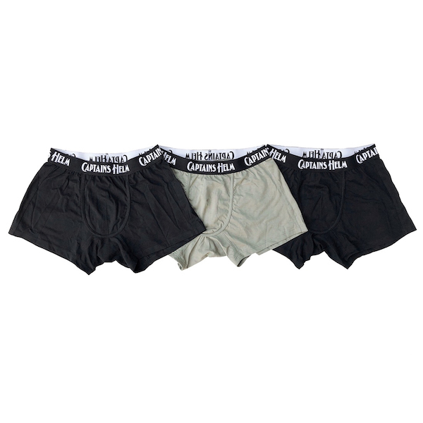 CAPTAINS HELM 3PACK UNDER PANTS