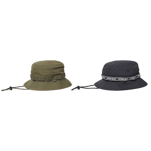 CAPTAINS HELM ACTIVE WATER-PROOF HAT