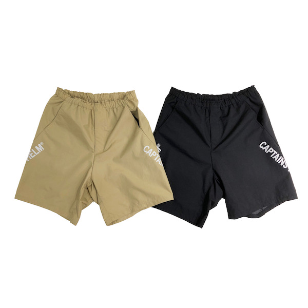 CAPTAINS HELM ACTIVE NYLON SHORTS