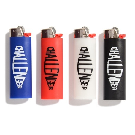 CHALLENGER LOGO LIGHTER