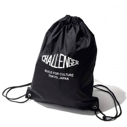 CHALLENGER NYLON LOGO BAG