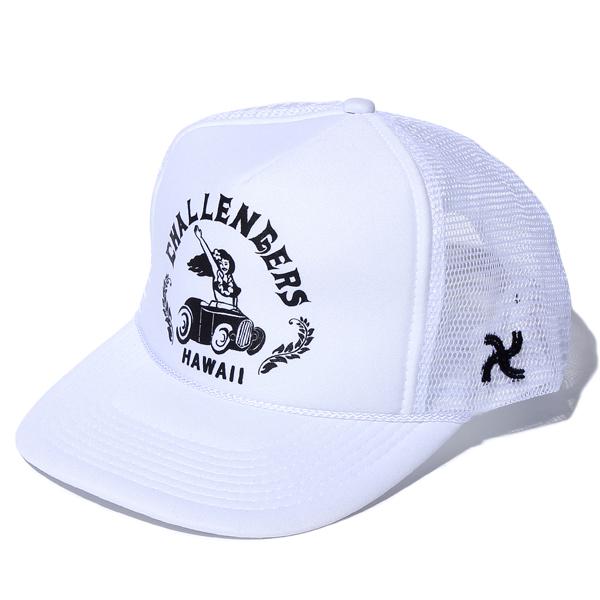 CHALLENGER HAWAIIAN MESH CAP
