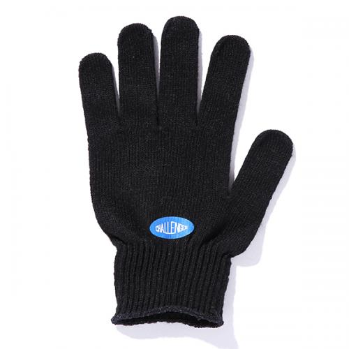 CHALLENGER LOGO WORK GLOVES