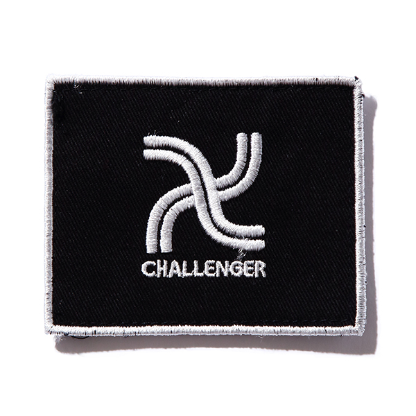 CHALLENGER BIG MILITARY PATCH