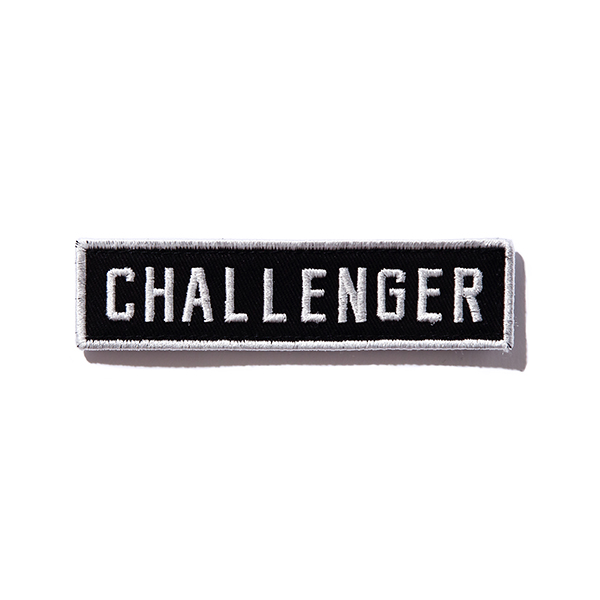 CHALLENGER MILITARY PATCH